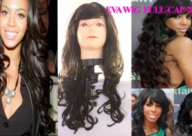 Remy Hair Eva wig long Full Lace wave by Vanessahairsupply Review