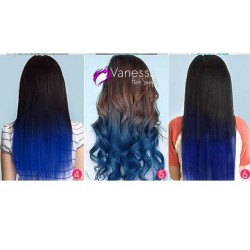 extensiones iron safe fantasi color