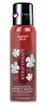 Keratherapy      KERATIN INFUSED PERFECT MATCH  AUBURN RED