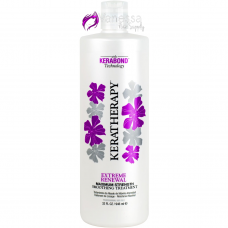 MAXIMUM STRENGTH EXTREME RENEWAL KERATIN SMOOTHING TREATM