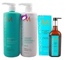 MOROCCANOIL Repair combo con argan oil