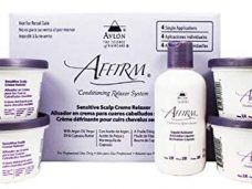 Avlon Affirm Sensitive Scalp Creme Relaxer 4 Applications