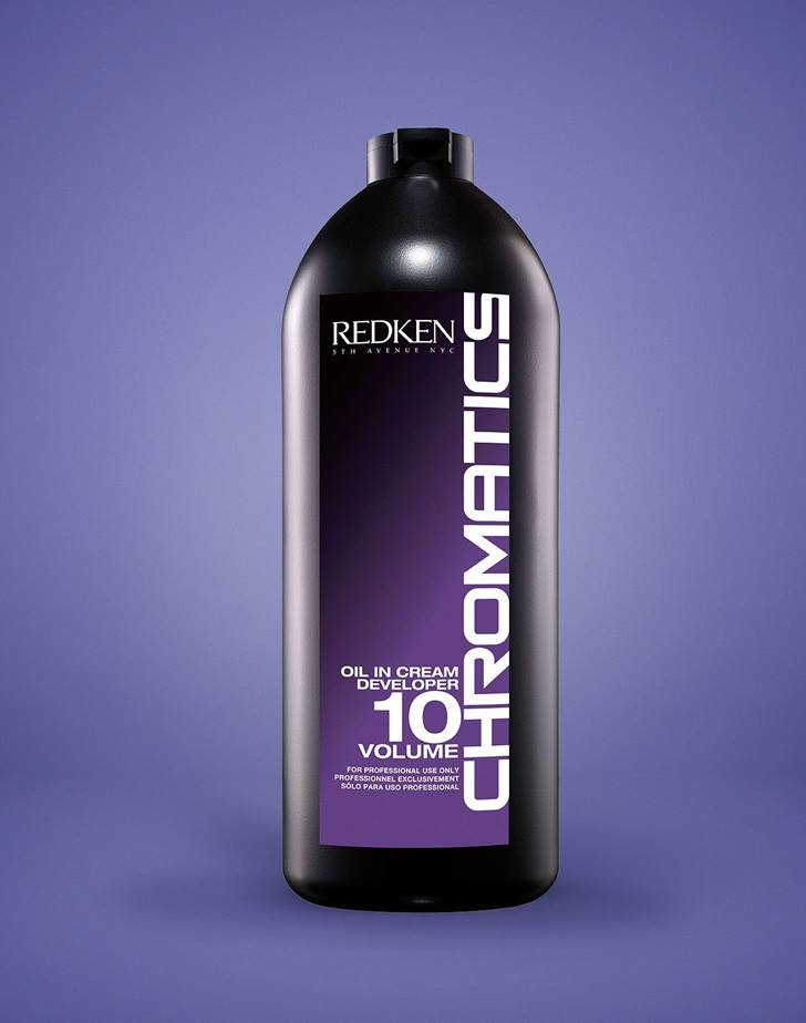redken chromatics developer 10